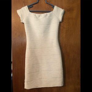 Wet Seal Size M white cocktail dress